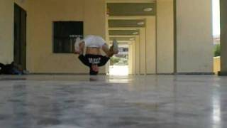 Bboy Hill (Uniks Breakers) & Floor Lovers Crew Training