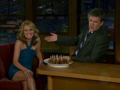 Becki Newton on Craig Ferguson 2008.01.22 (HQ)