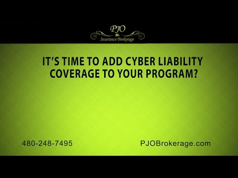 It's Time to Add Cyber Liability Coverage to Your Program | PJO Insurance Brokerage