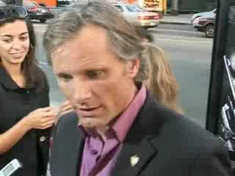 Viggo Mortensen - Appaloosa LA premiere
