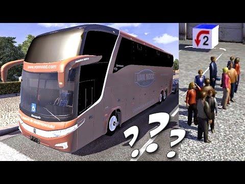 Tutorial Como instalar colocar mod bus ônibus no Euro Truck Simulator 2 RaaVaz