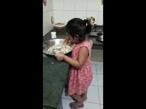 Cuteness overloaded 😍: Little Master Chef