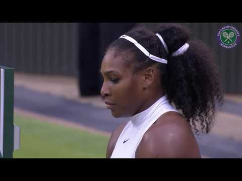 2016, Day 5 Highlights, Serena Williams vs Christina McHale