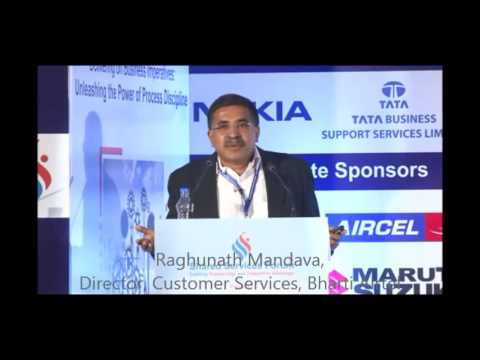 Airtel Case Study on Customer Experience Transformation by Raghunath Mandava, Bharti Airtel