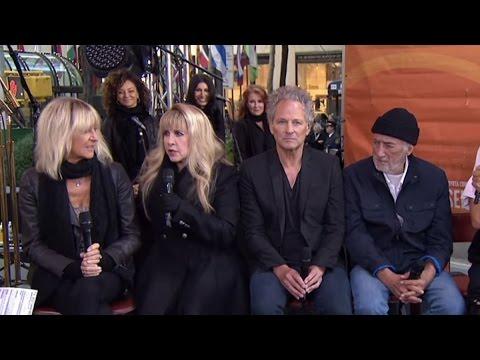 Fleetwood Mac Reunites, Talks Of A 'New Chapter' | TODAY