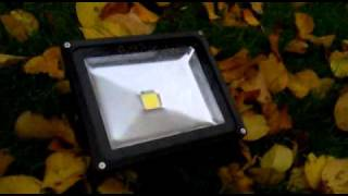 LED Floodlight - Landscape Lighting Ltd