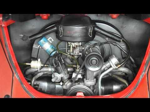 Original VW Engine 1500 / Motor de fusca 1500 original