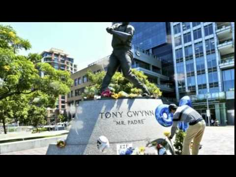 Baseball Legend Tony Gwynn Dies   Tribute Video MUST SEE