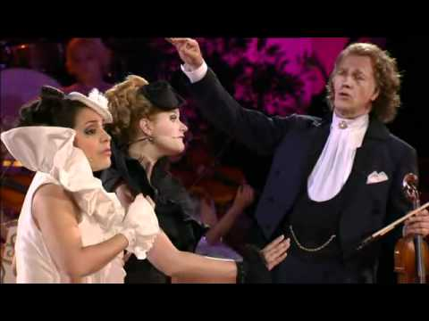 Andre Rieu&Carmen Monarcha&Mirusia Louwerse - Send in the Clowns 2010