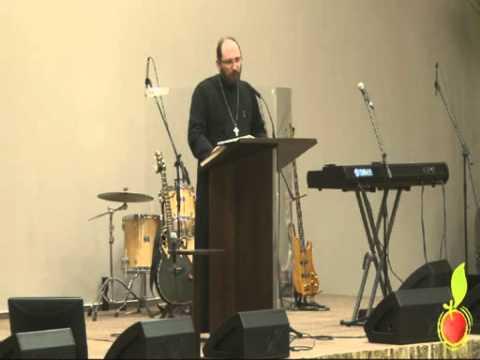 Pr.Constantin Necula la penticostalii din Beius, de Duminica Ortodoxiei