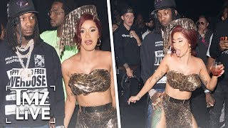 Cardi B & Offset: The Quest For Birthday Sex! | TMZ Live