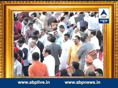 Pakistan PM Nawaz Sharif leaves for Modi's swearing-in ceremony