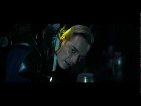 Prometheus Film Clip - Don`t Touch Anything