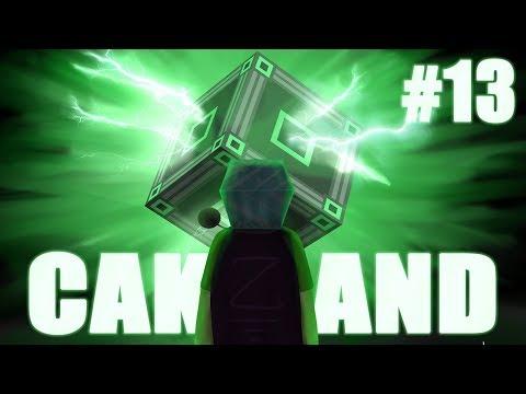 CakeLand #13: БЕСКОНЕЧНЫЙ КРЕАТИВНЫЙ КУБ ЭНЕРГИИ за одну серию..?!
