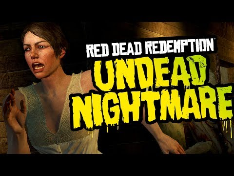 Red Dead Redemption Undead Nightmare Funny Moments (Unicorns,Chupacabra,Big Foot and More)