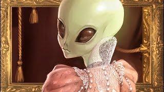 UFO Royalty [Speedpaint]