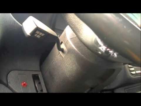 E36 M3 Steering Wheel Locked !!!