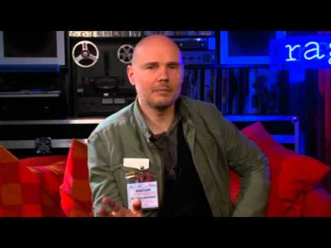 Billy Corgan guest programs rage Saturday the 18th of August on ABC1 from 11.30pm
