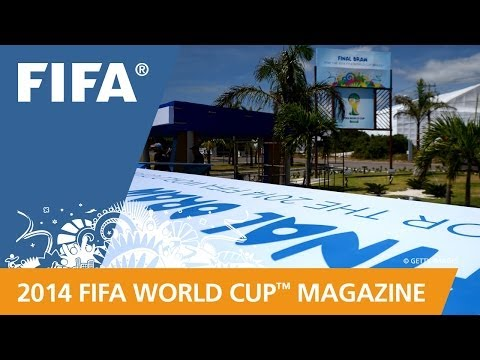 2014 FIFA World Cup Brazil Magazine - Episode 27