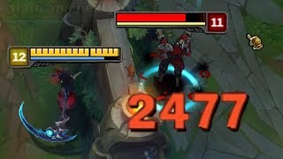 Perfect One Hit Compilation - Kayn Top Lane ! [ League of Legends ]