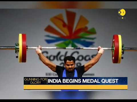 India Wins First Silver Of The 2018 Commonwealth Games