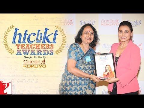 Hichki Teachers Awards | In Cinemas Now