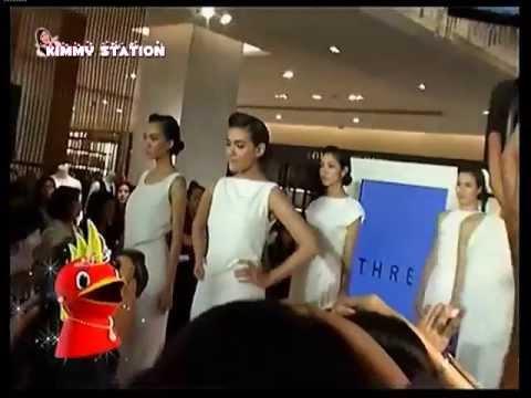 Kimberley – 2013.07.11 – Bangkok Gossip Woaw Maya – THREE Grand Opening