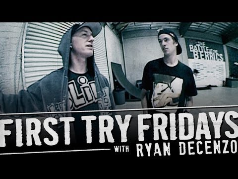 Ryan Decenzo - First Try Friday