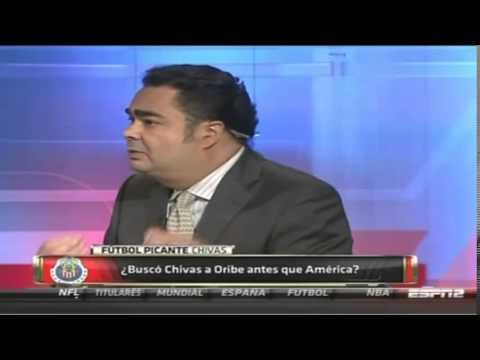 FutbolPicante, Oribe Peralta al América, 13Mayo2014