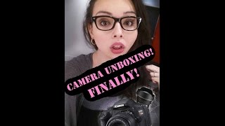 Canon T3i | Camera Unboxing!