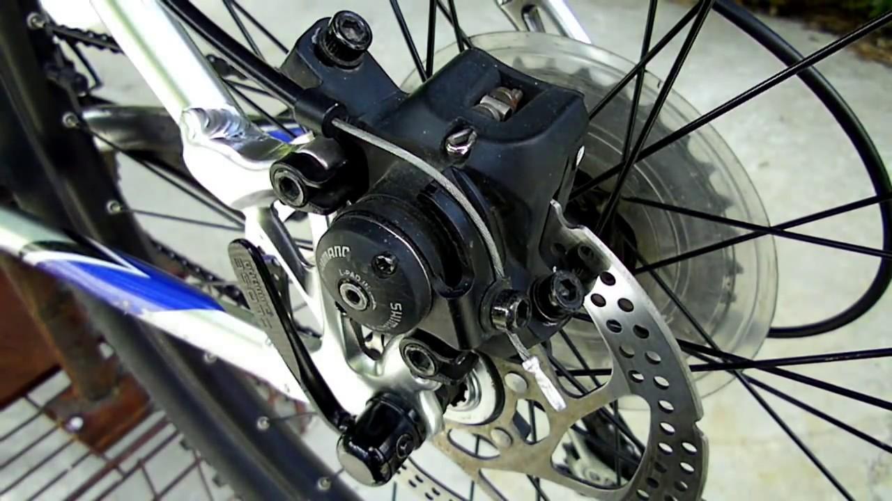 Universal Cycles -- Shimano BR-M375L Mechanical Disc Brake ...