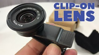 Wide Angle and Macro Clip-On Smartphone Camera Lens by BullyEyes Review