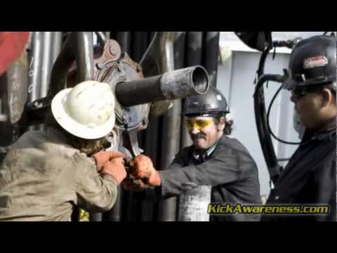 Oil and Gas Industry Safety Training | Kick Awareness