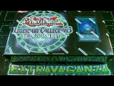 Best Yugioh Legendary Collection 3: Yugi's World Opening Extravaganza! Part 1