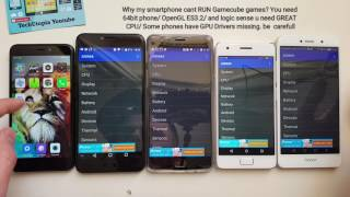 Why my smartphone cant RUN Dolphin Emulator/Gamecube games?(Reasons/Issues/Bugs/Problems)Android