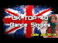 Download UK Top 40 - Dance Singles (26/10/2014) MP3 song and Music Video