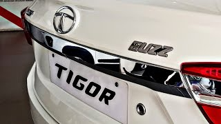2018 Tata Tigor Buzz Edition | Special Edition | What's New? | Price | Mileage | Features | Specs