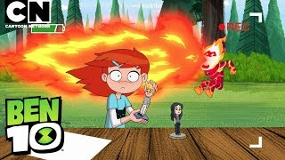 Ben 10 | Prank Time! | Cartoon Network