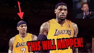 Carmelo Anthony will prove haters wrong with Lebron on Lakers! (LA on top of list)