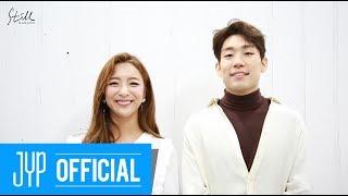 Nakjoon Bernard Park 34 Still Feat Luna 34 M V Making Film