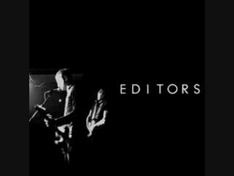 Editors - Orange Crush