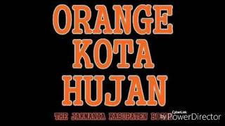 JaK Bogor - Bhonky. Orange Di Kota Hujan