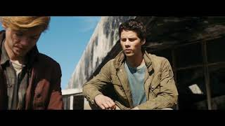 Maze Runner The Death Cure Newt Infected Scene Don't Lie To Me