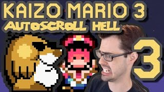 It's Time to Science the $&!# Out of This (Hardest Level By Far) | Kaizo Mario World 3 [Part 3]