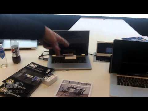 ISE 2015: UNICOL Details Rhobus Huddie Mounting Solution