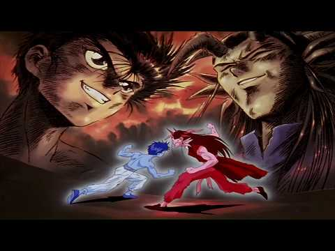 Yu Yu Hakusho-OST-Tatakai no Hate-Anime Version-Extended Version
