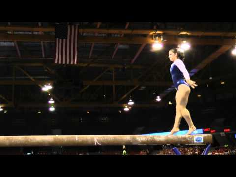 Ariana Guerra - Beam - 2012 U.S. Secret Classic