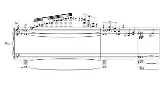 Composition 189 Piano