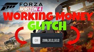 Forza Horizon 4 MONEY GLITCH WORKING (100 MILLION IN A HOUR)