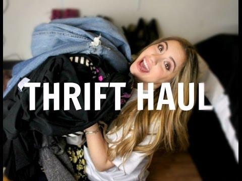 THRIFT HAUL !!!!!!